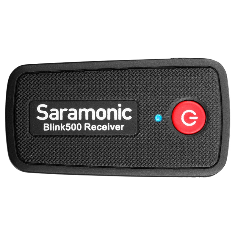 Saramonic Blink500 2.4GHz Dual-Channel Wireless Microphone System with Lavalier Youtube interview Vlog Mic For Camera Phones