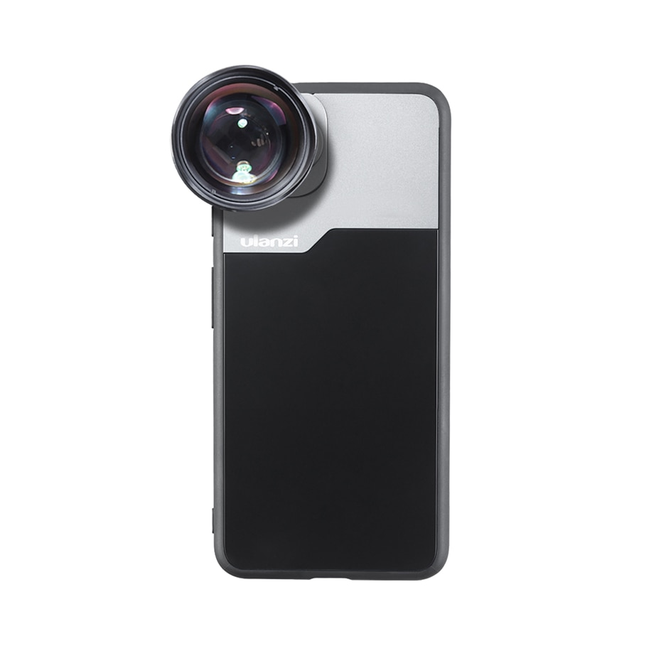 Ulanzi 17MM Thread Phone Case Lens Kit for Pixel 4 4XL iPhone 11 Pro Max XR 8 Huawei P30Pro Mate 30Pro Samsung S10 Plus Note
